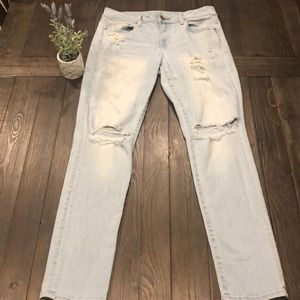 American Eagle Outfitters Jeans - American eagle super stretch jeans